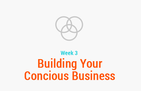 Week 3: Building Your Conscious Business