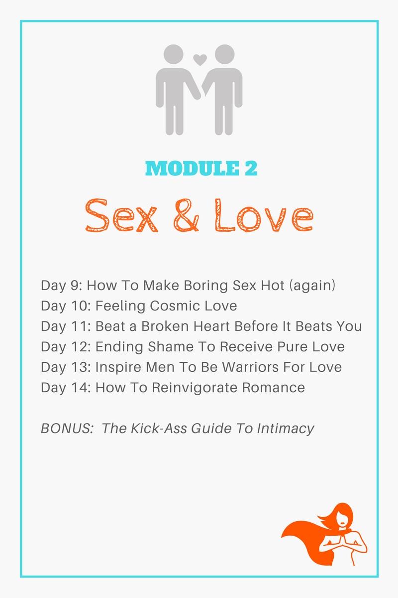 Module 2 - Sex & Love
