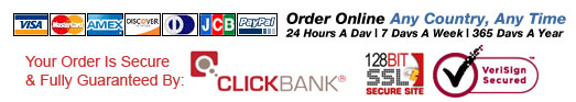 Secure Payment with ClickBank